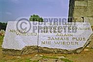 Treblinka Monument To The Victims of Extermination 0001