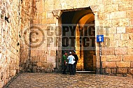 Jerusalem Old City Zion Gate 006