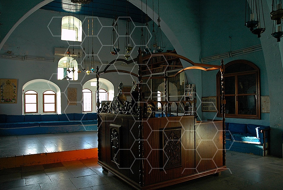 Safed Yosef Caro Synagogue 001