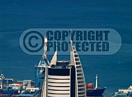 Haifa Downtown and City Port 0001