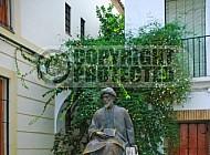 Cordoba Maimonides Statue 0005