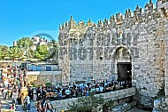 Jerusalem Old City Damascus Gate 006