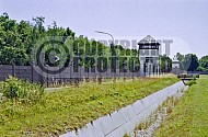 Dachau Fence and Wachtower 0003