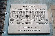 Natzweiler-Struthof Gas Chamber 0005