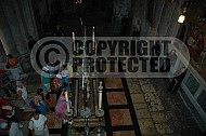 Jerusalem Holy Sepulchre Stone Of Anointing 018