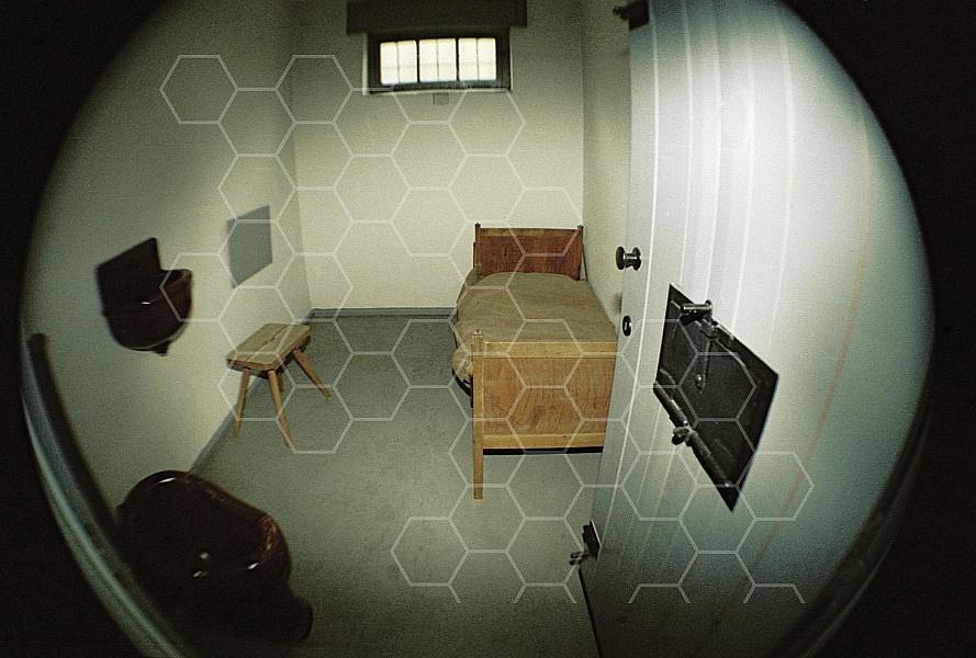 Ravensbruck Camp Jail 0007