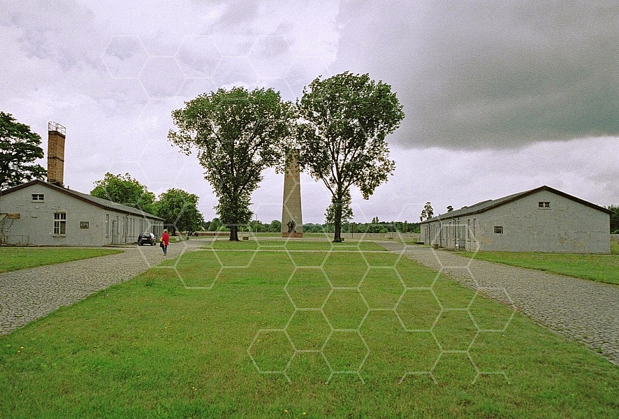 Sachsenhausen Barracks 0011