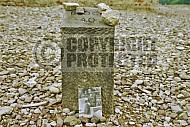 Buchenwald Barracks Marker 0002