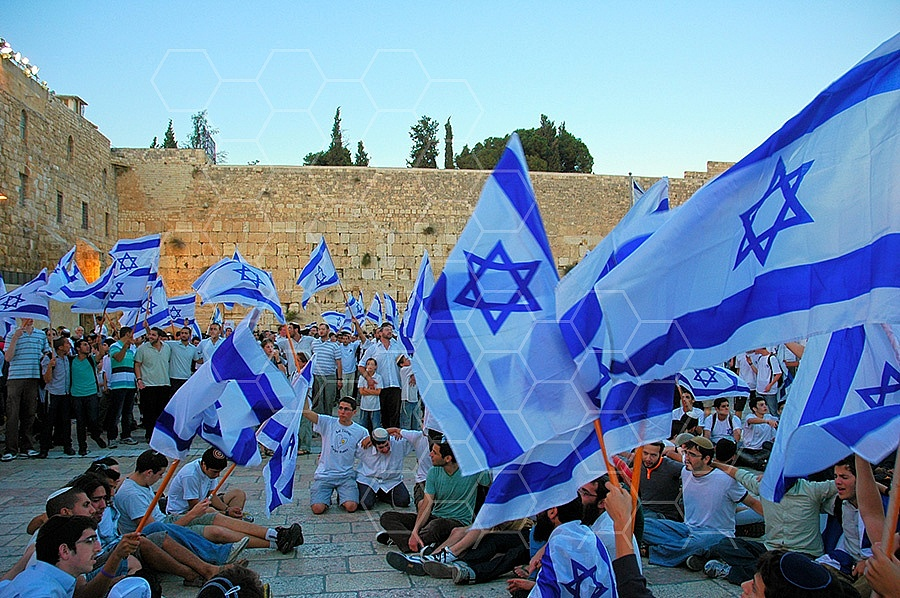 Kotel Yom Yerushalayim 023