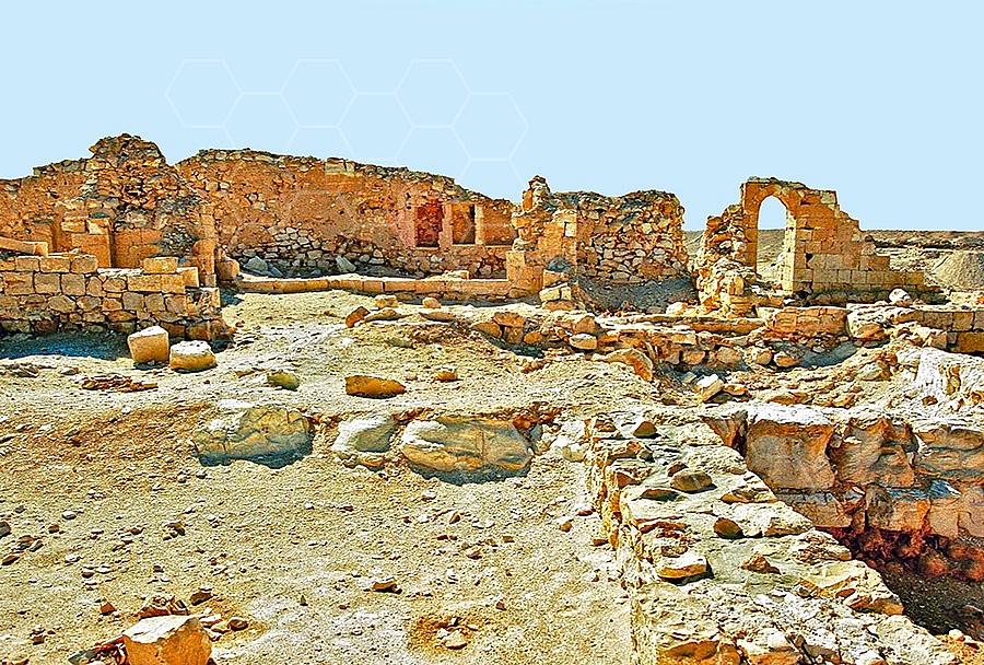 Shivta Nabataean City 011