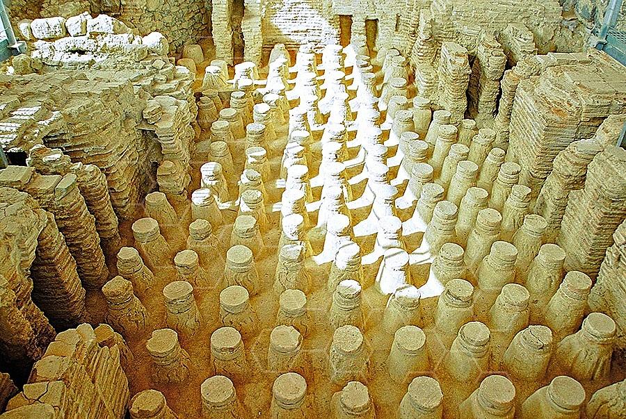 Beit She'an Roman Baths 002