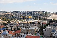Jerusalem Old City View 019